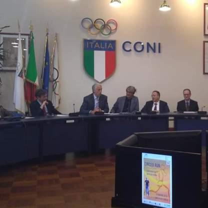 Presentazione della Circeo Run 2019